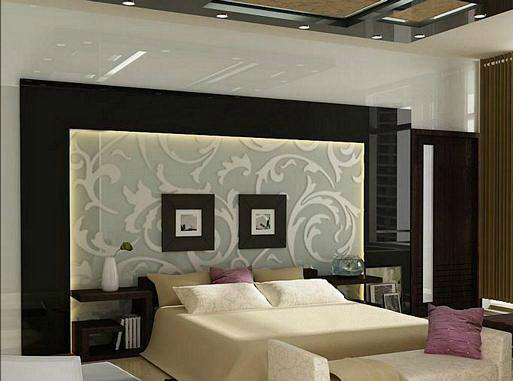 Latest Residential Interior Designs - Bedroom paneling designs