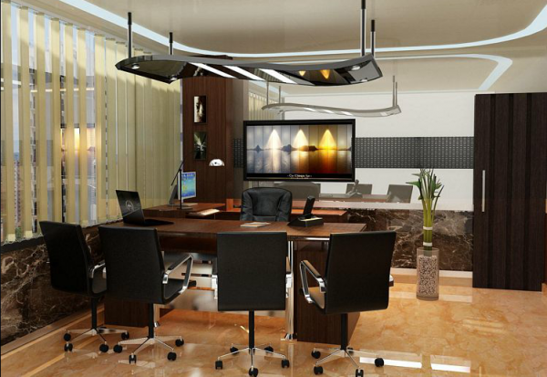 Modern Office Cabin Interior Design : Latest Interior Design for Corporate Offices