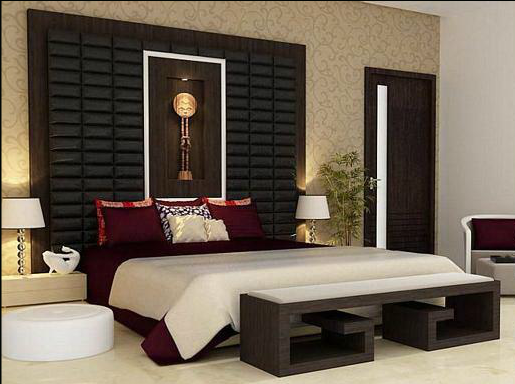 Latest Bedroom Wallpaper Designs