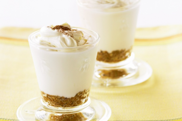 Cheese Cake Parfaits