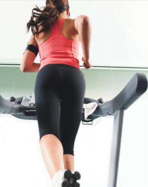 Tone- Up with Tread Mill