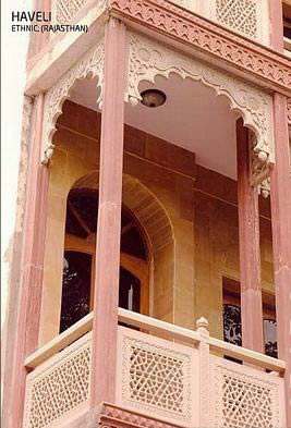 Awesome Its The Rajasthani Styled Haveli.