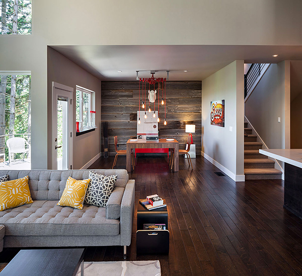 Eclectic and Cozy House where Modern Meets Rustic! (15)