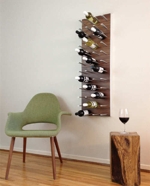 Best Way to Store your Wine! Beautiful Wall Sticker! (7)