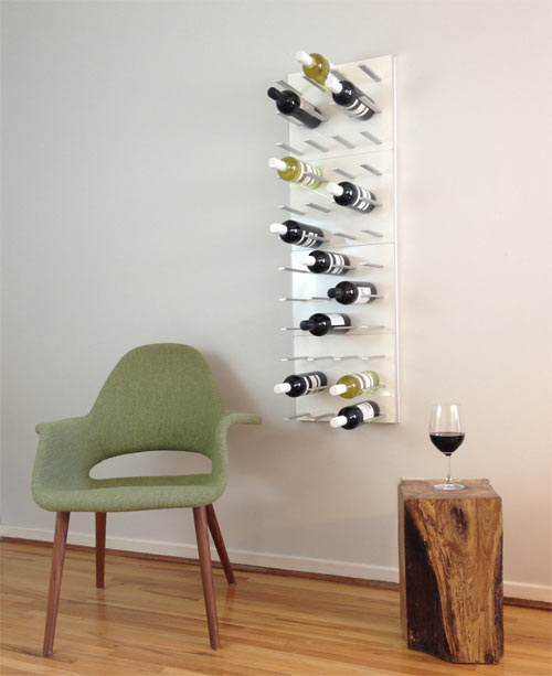 Best Way to Store your Wine! Beautiful Wall Sticker! (6)