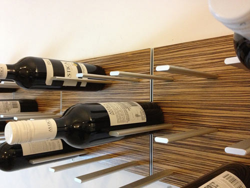 Best Way to Store your Wine! Beautiful Wall Sticker! (5)