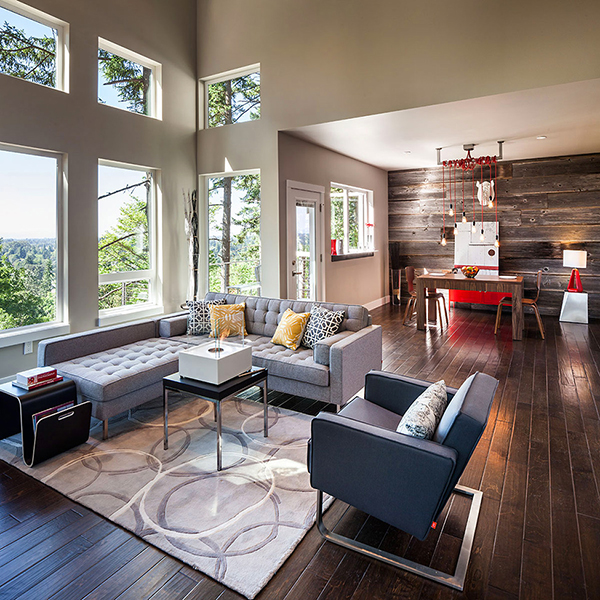 Eclectic and Cozy House where Modern Meets Rustic! (1)