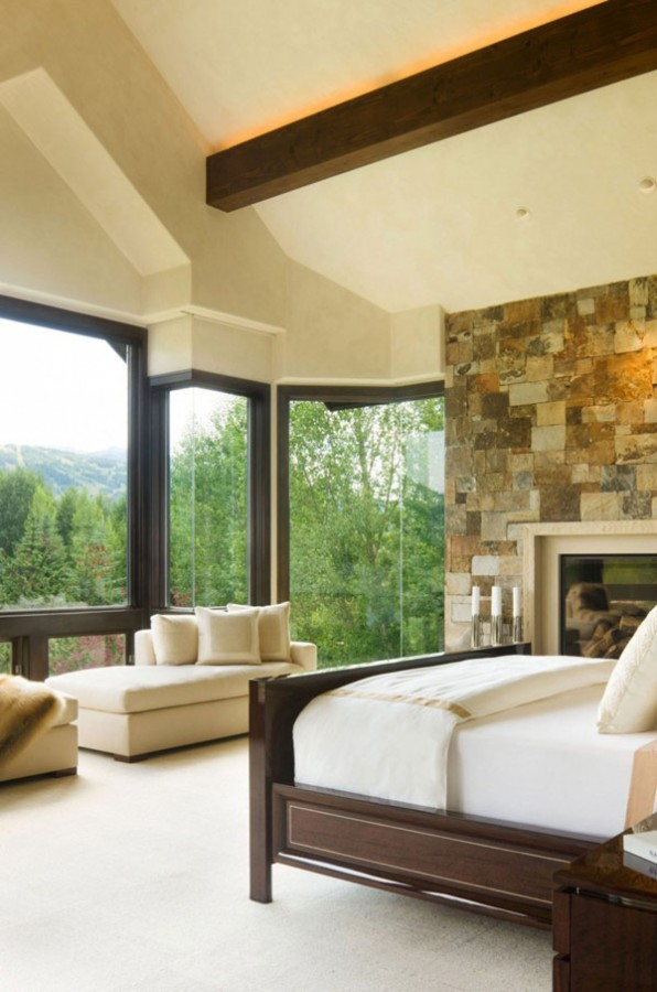 Willoughby Way Chalet : A Perfect Example of Beauty Plus Comfort (5)