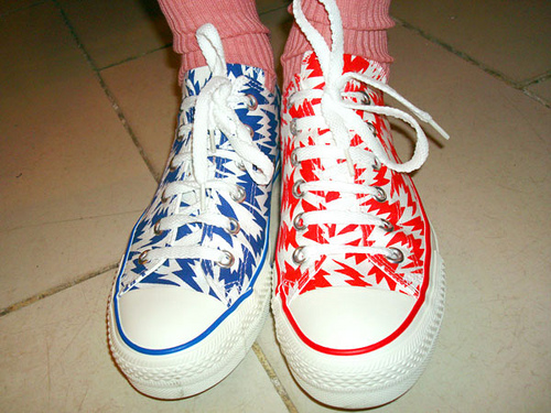 Printed Sneakers: A New Trend (18)