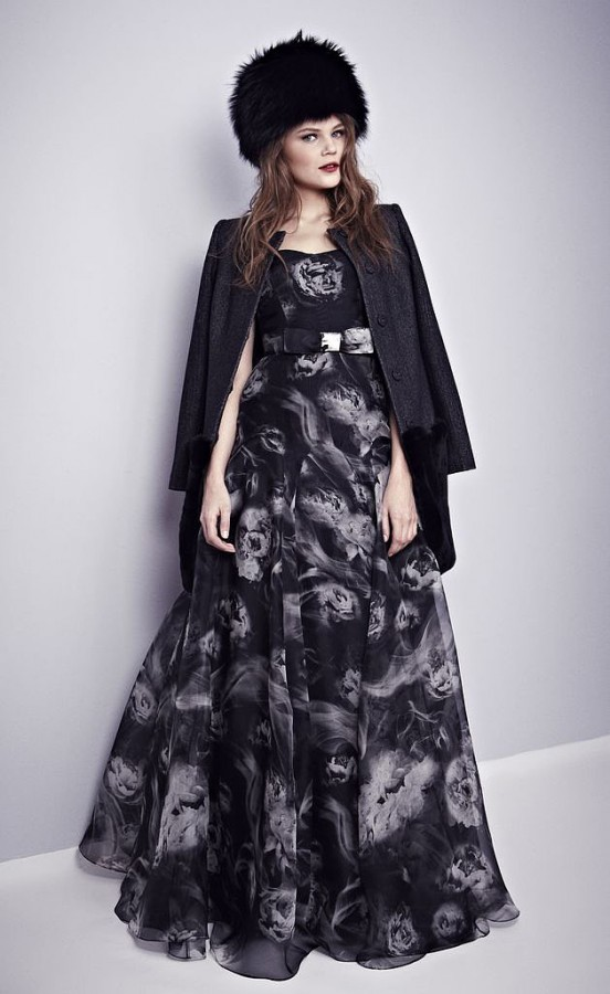 Misha Nonoo Launched her Evening Gowns Range! (7)