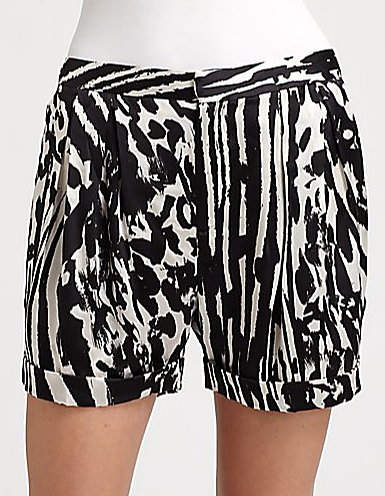 New Trend: Printed Shorts… (10)