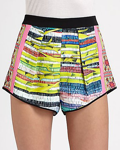New Trend: Printed Shorts… (7)