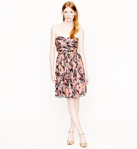Selected Floral pattern Dresses for Spring 2013 (6)
