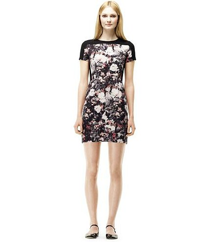 Selected Floral pattern Dresses for Spring 2013 (3)