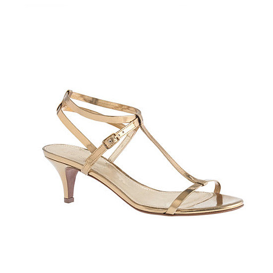 Best Shoes to Wear on Wedding Day for Tall Brides (11)
