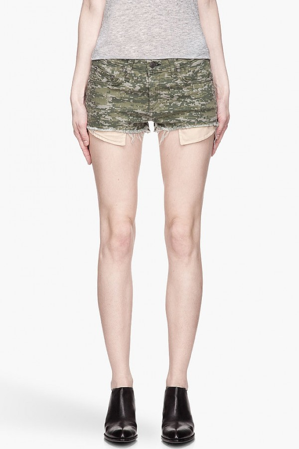 New Trend: Printed Shorts… (11)