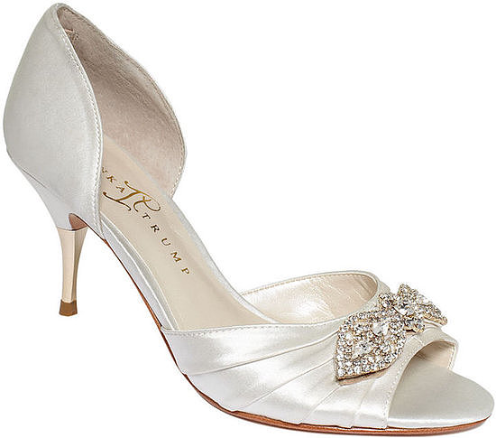 Best Shoes to Wear on Wedding Day for Tall Brides (17)