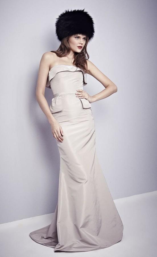 Misha Nonoo Launched her Evening Gowns Range! (5)