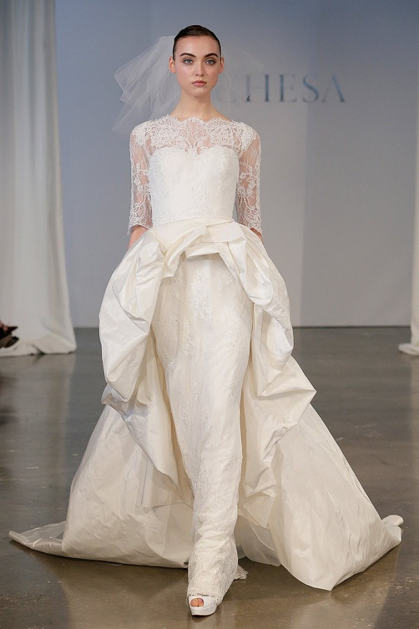 Fashion Week : Latest Bridal Collection (13)
