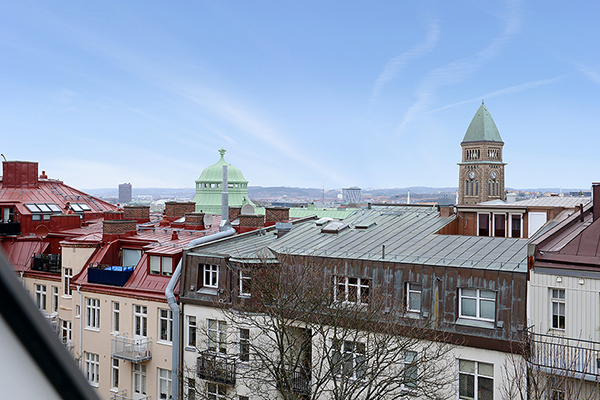 Swedish Attic Apartment with a Great View of City Heart (18)