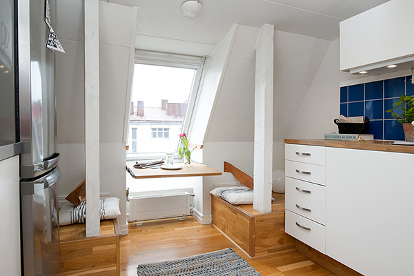 Swedish Attic Apartment with a Great View of City Heart (16)