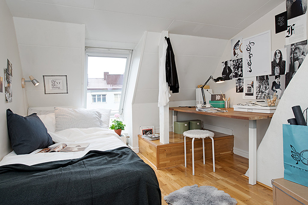 Swedish Attic Apartment with a Great View of City Heart (15)