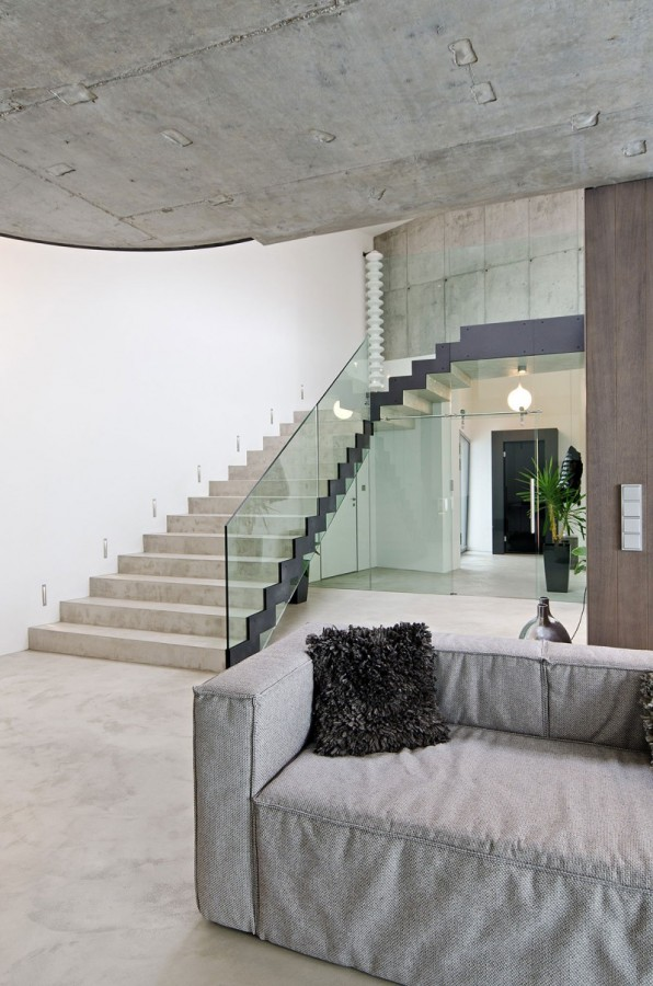 Concrete Interiors can be Sophisticated too by Oooox! (15)
