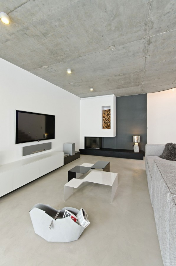 Concrete Interiors can be Sophisticated too by Oooox! (14)