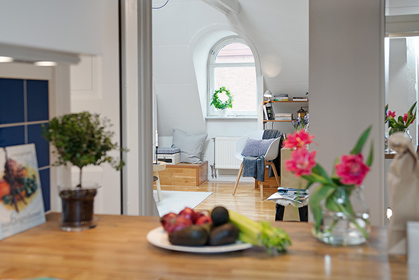 Swedish Attic Apartment with a Great View of City Heart (13)