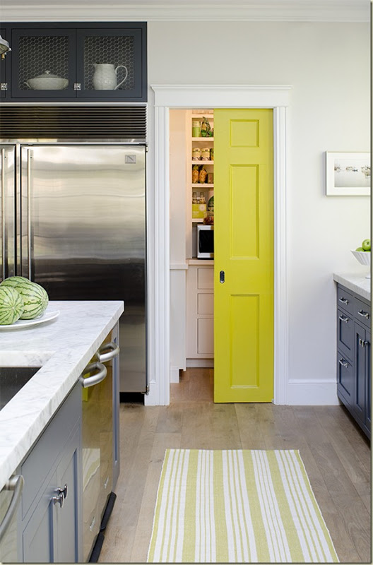Amazing Timeless Shade of a Kitchen (1)