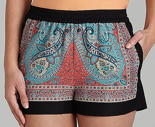 New Trend: Printed Shorts… (6)