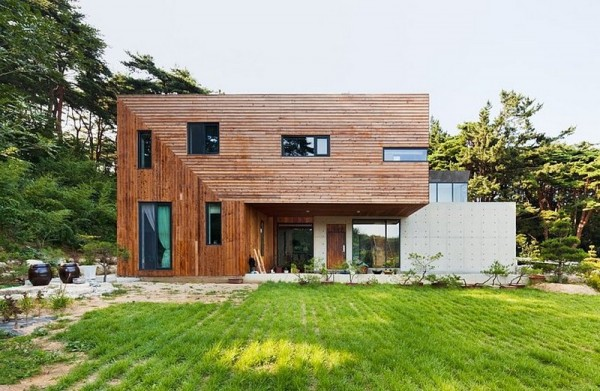 Living Knot: Modern Residence in Korea (14)