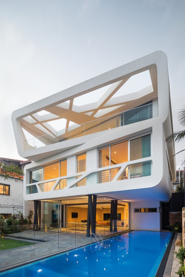 Impressive and Unusual House in Australia (19)