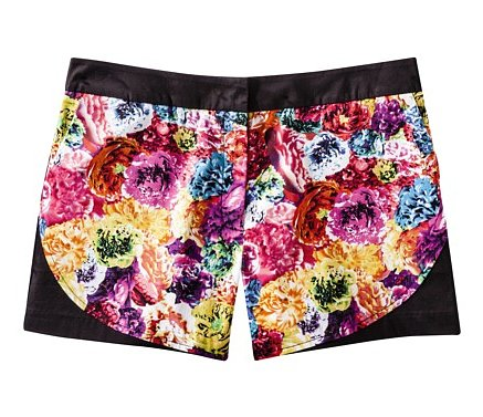 New Trend: Printed Shorts… (5)