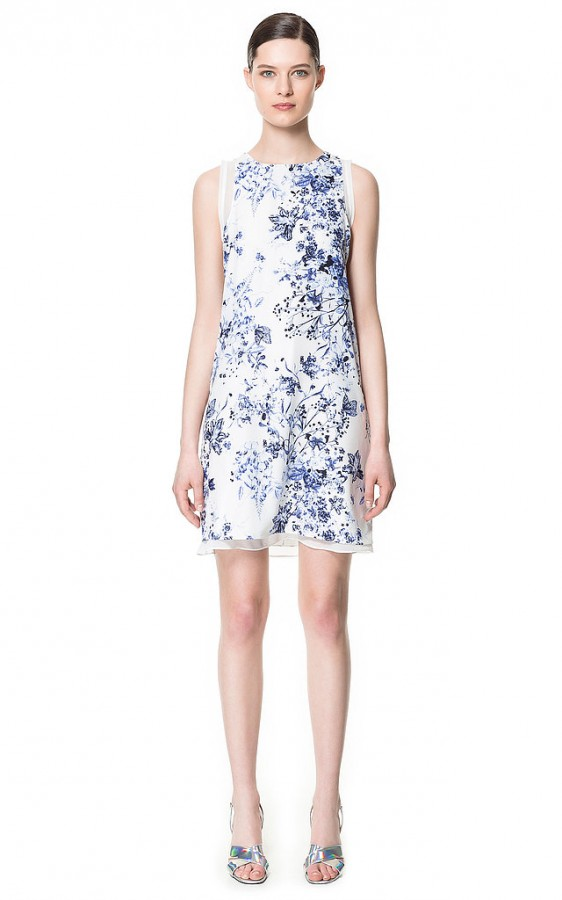 Selected Floral pattern Dresses for Spring 2013 (1)