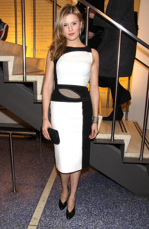 Black and White : New Trend this Spring (5)