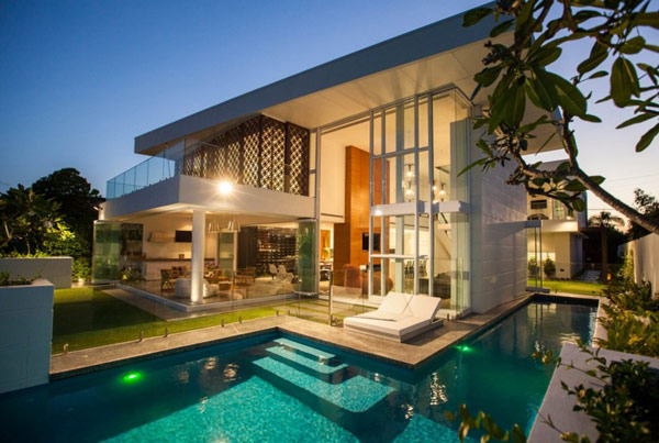 A Perfect Residence of your Dreams: Promenade Residence in Australia (8)