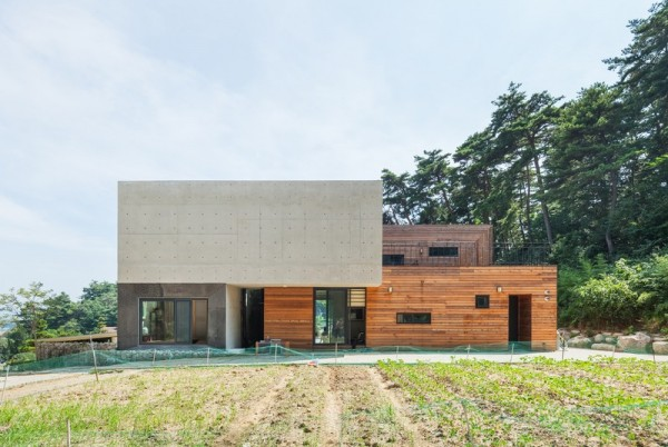 Living Knot: Modern Residence in Korea (13)