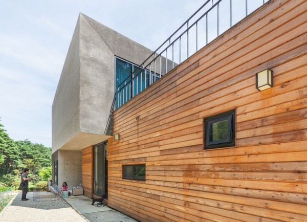 Living Knot: Modern Residence in Korea (12)