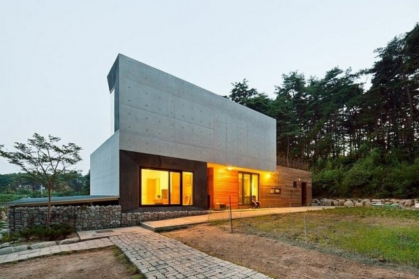 Living Knot: Modern Residence in Korea (11)