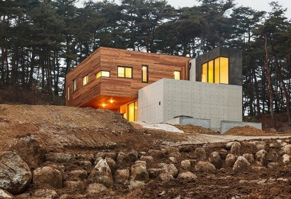 Living Knot: Modern Residence in Korea (6)