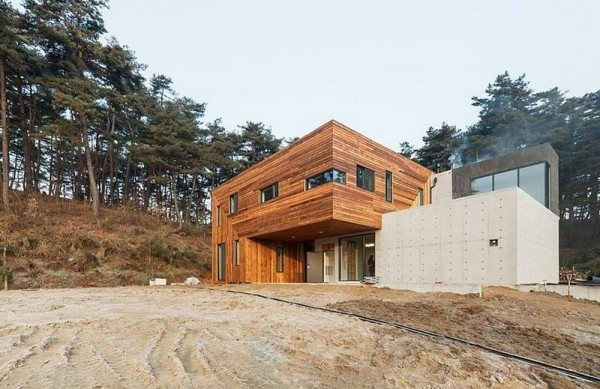 Living Knot: Modern Residence in Korea (5)