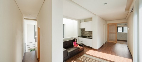 Living Knot: Modern Residence in Korea (4)