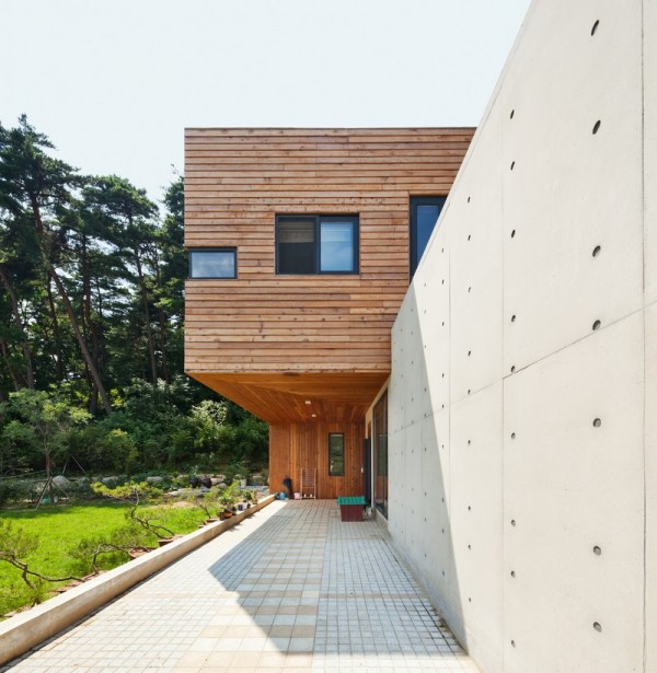 Living Knot: Modern Residence in Korea (3)