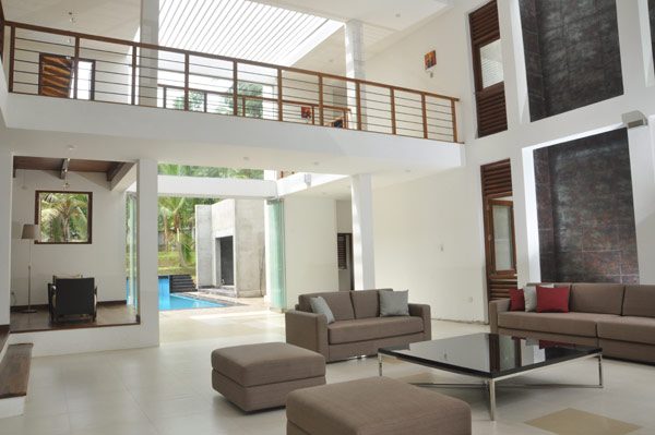 Rohitha and Chamila House : Modernization in Sri lanka (9)