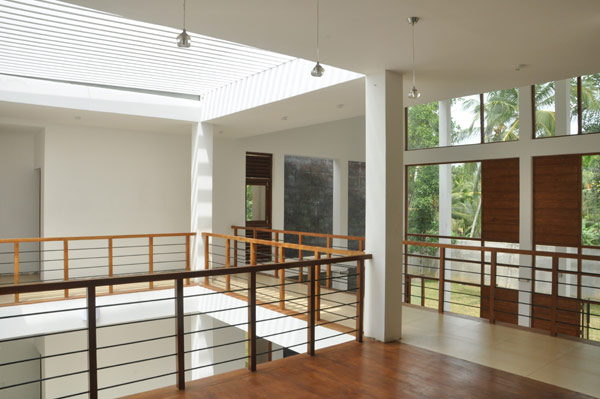 Rohitha and Chamila House : Modernization in Sri lanka (7)