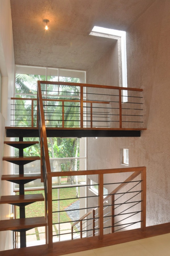 Rohitha and Chamila House : Modernization in Sri lanka (12)