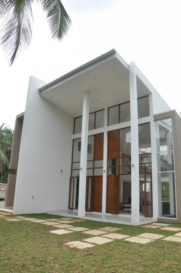 Rohitha and Chamila House : Modernization in Sri lanka (5)