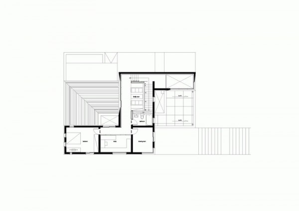 Living Knot: Modern Residence in Korea (2)