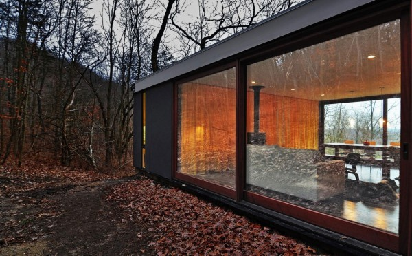 Economical Friendly Cabin for Family surrounded by Wood in Wisconsin (12)